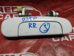 Ручка двери внешняя Mazda Familia BJ5P, задняя правая