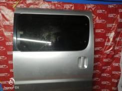 Дверь боковая Toyota Grand Hiace 1999 KCH16-0025168 1KZ, задняя правая