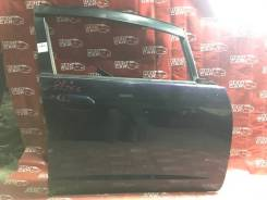 Дверь Honda Fit GE6 L13A, передняя правая