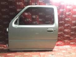 Дверь Suzuki Jimny 2000 JB23W-213260 K6A, передняя левая