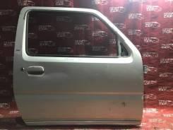 Дверь Suzuki Jimny 2000 JB23W-213260 K6A, передняя правая