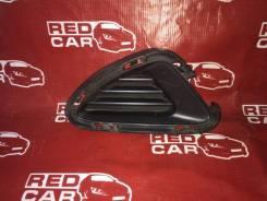 Заглушка бампера Toyota Ractis 2011 NSP120-2009788 1NR, передняя правая