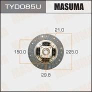 Диск сцепления [225 мм] TYD085U (Masuma — Япония)