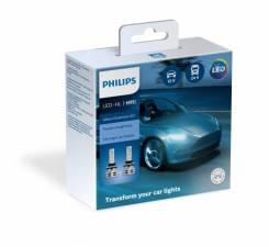 Лампа светодиодная Philips LED H4 комплект 2шт