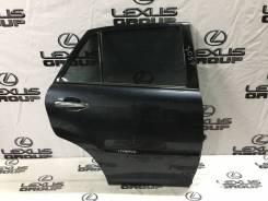 Дверь Lexus Rx400H 2008 [6700348080] MHU38 3MZFE, задняя правая