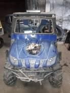 Yamaha Rhino 660, 2006