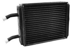 Радиатор отопителя Волга, медный, 3-х рядный нового образца