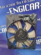 Диффузор радиатор кондиционера Honda Fit GD1 в сборе
