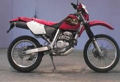 Honda xr250 в разбор