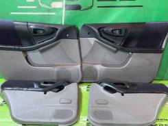 Обшивка дверей Subaru Forester SF5 2000г 73.140км