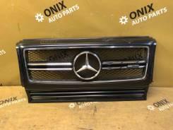 Решетка радиатора Mercedes-Benz G-class G63 [A4638880423], передняя