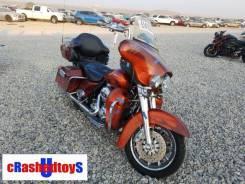 Harley-Davidson CVO Ultra Classic Electra Glide 55373, 2010