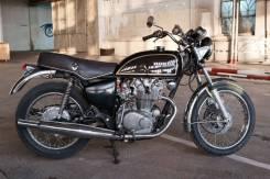 Honda CB 500, 1975
