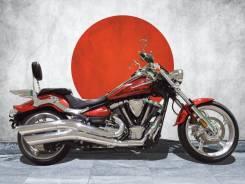 Yamaha XV 1900 Raider, 2014