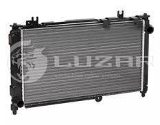 Радиатор охлаждения двигателя LRc01900 (Luzar — Россия)