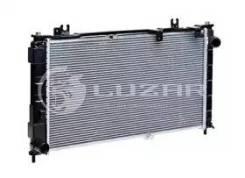 Радиатор охлаждения двигателя LRc0192b (Luzar — Россия)