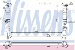 Радиатор охлаждения двигателя 630631 (Nissens — Дания)