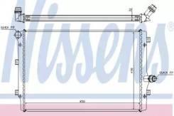 Радиатор охлаждения двигателя 65281A (Nissens — Дания)