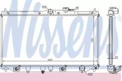 Радиатор охлаждения двигателя 622831 (Nissens — Дания)
