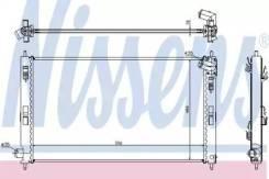 Радиатор охлаждения двигателя 628952 (Nissens — Дания)