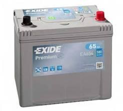Аккумуляторная батарея Premium [12V 65Ah 580A KoreanB1]