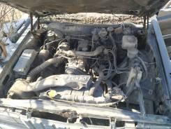 Полный комплект для переделки на МКПП, Toyota Crown 2lt.