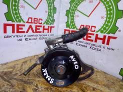 Насос ГУР Aveo/Spark/Matiz, V-1000_1400cc. (B10D/B12D/F14D). Контрактный.