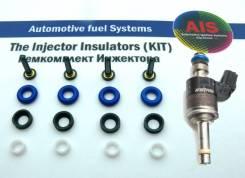 Ремкомплект на 4 инжектора=Honda 16010-5R1-305, 160105R1305,