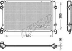 Радиатор охлаждения двигателя DRM02014 (Denso — Япония)