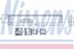 Осушитель кондиционера 95351 (Nissens — Дания)