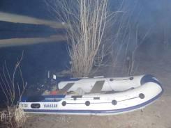 Продается лодка ПВХ Yamaran B-330 с мотором