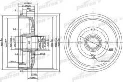 Тормозной барабан PDR1057 (Patron — Беларусь Республика)