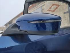 Зеркало левое Nissan LEAF ZE1