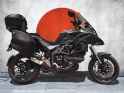 Ducati Multistrada 1200 S Granturismo, 2013