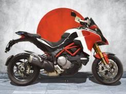 Ducati Multistrada 1200 S Touring, 2016