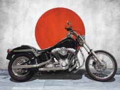 Harley-Davidson Softail Standart FXST, 2002