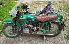 Куплю урал или раму мотоцикла Урал с документами