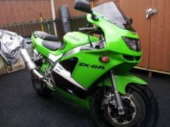Продам ПТС Kawasaki ZX600