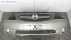 Бампер передний Mazda Tribute 2001-2007 (Джип (5-дв.