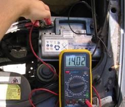Поиск замыканий, обрывов в электрике авто. ремонт.