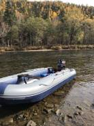 Продам лодку пвх флагман DK 450 JET