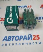 Колодки тормозные дисковые передние G-Brake GP-02228