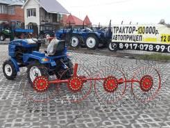 Грабли-ворошилки 4-х колёсные ВМ-4