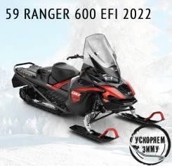 Ускоряем зиму. BRP Lynx Ranger 59 EFI, 2021