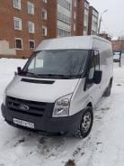 Ford Transit Van, 2012