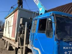 Грузовой эвакуатор заберу попутно во Владивосток технику, груз