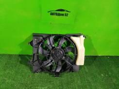 Вентилятор радиатора Hyundai Solaris Kia Rio 10-