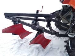 Плуг 2ух. корпусный для мини-трактора