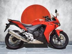 Honda CBR 400R, 2014