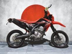Honda CRF 250M, 2013